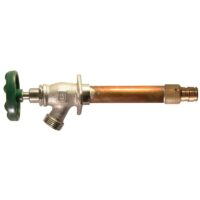 """The Arrowhead Brass 451LF series standard frost-proof hydrants have a ¾"""" Wirsbo inlet."""