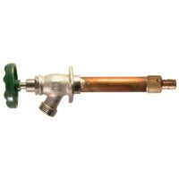 """The Arrowhead Brass 452LF series standard frost-proof hydrants have a ½"""" Wirsbo inlet."""