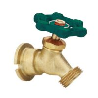 """The Arrowhead Brass SC50F sillcocks are made of heavy patterned lead-free brass and have a ½"""" female iron pipe (FIP) inlet."""