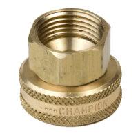 Champion Irrigation 13F Brass Swivel Hose Fitting