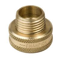 Champion Irrigation 5F Brass Swivel Hose Fitting