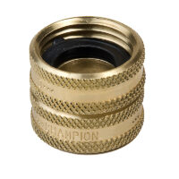 Champion Irrigation 7F Brass Swivel Hose Fitting