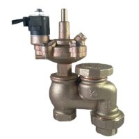 The Champion Irrigation AB466 series compact automatic anti-siphon valves provide backflow protection for your water supply.