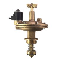 The Champion Irrigation CL series brass automatic actuators provide an operation to anti-siphon and manual valve bodies.