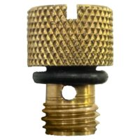 Champion Irrigation RK-29C two-pack replacement brass bleed screws with O-rings. The RK-29C can be used for the Champion Irrigation Classic (CL) actuator or compact (AA, AB) actuator, or other automatic valves.