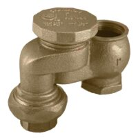 The Champion Irrigation V-19-466 series anti-siphon valve bodies provide backflow protection for your water supply.
