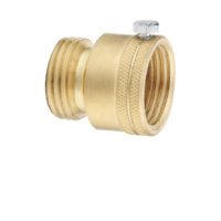 Arrowhead Brass VB75F vacuum breaker is lead-free and has a forged brass body.
